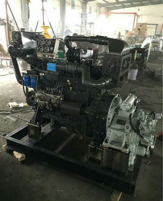 Weichai 154 marine diesel engine 6113 engine 1500 - to - sea freshwater exchanger