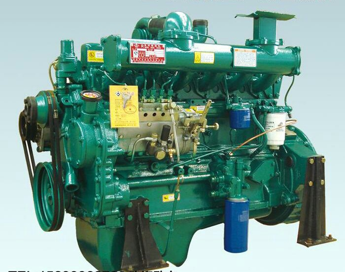 Weifang 55kw diesel engine power, less fuel consumption, less cost - effective