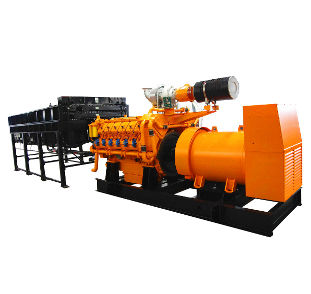 50Hz 1500kw Googol Biogas Methane Gas Generator Set