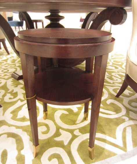 Round Coffee Table for Hotel Furniture