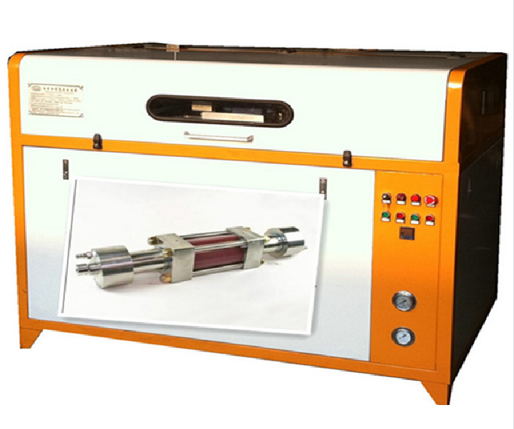 Granite Water Jet Cutting Machine with Double Cutting Head