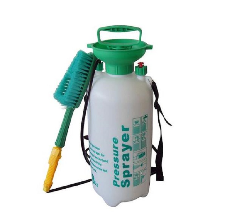 8L Plastic Pressure Car Washer /Car Wash Machine