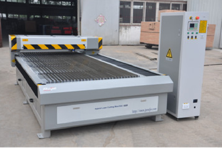 Hybrid Laser Cutting Machine/Non-Metal and Metal Cutting Machine