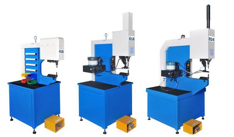 618 Insert Machine (similar Haeger′s type)