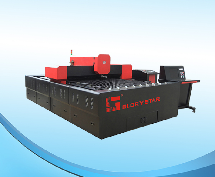 Glorystar YAG Laser Metal Cutting Machine (GLY-1325)