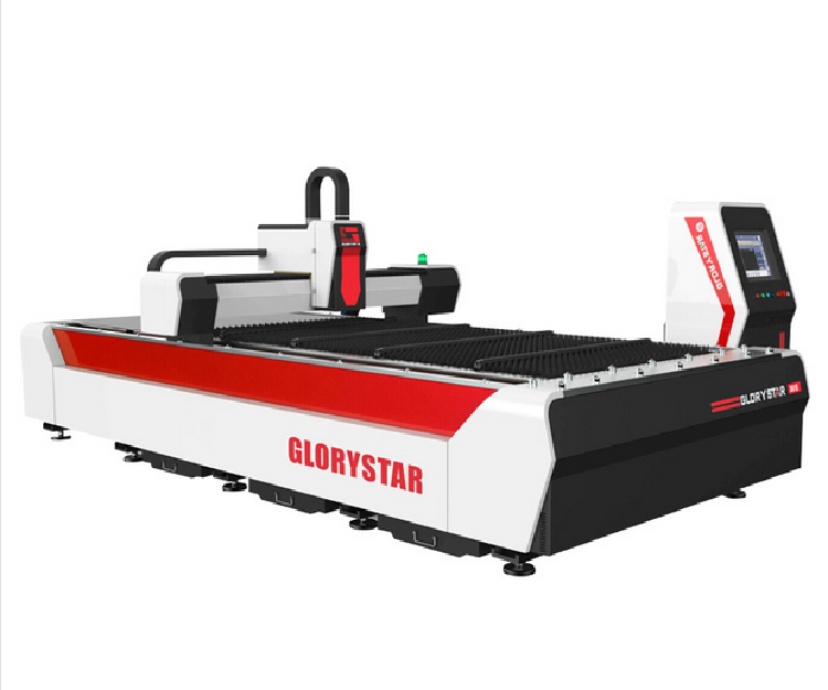 Made in China High Precision Taiwan Liner Guide Rail Fiber Laser Cutting Machine