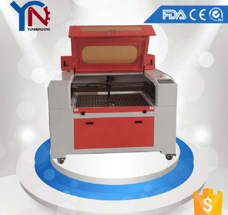 Ce/FDA/SGS/Co Laser CNC Machine for Acrylic/Plastic/Wood/MDF
