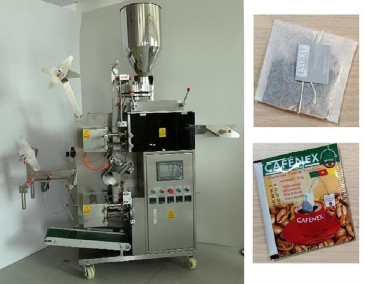 Vertical Black Tea Bag Packaging Machine