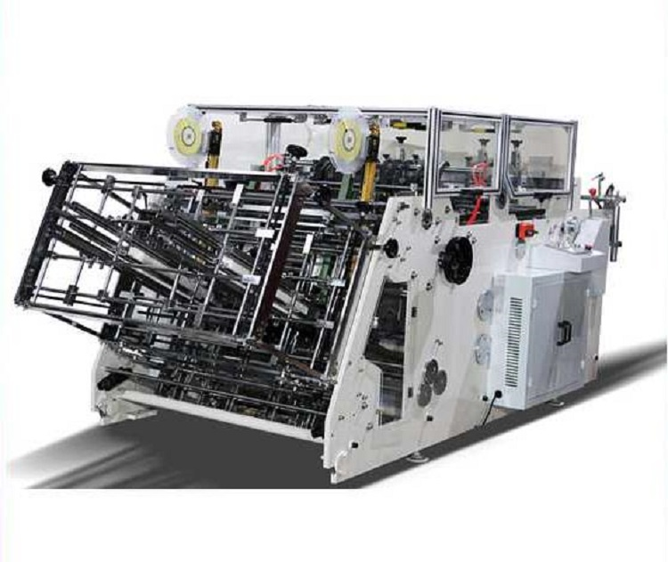 Double Channel Noodle Packing Box Machine