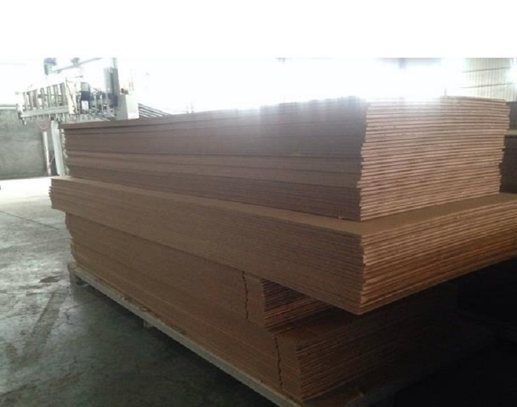 Double Wall Corrugated Sheet for Carton Box