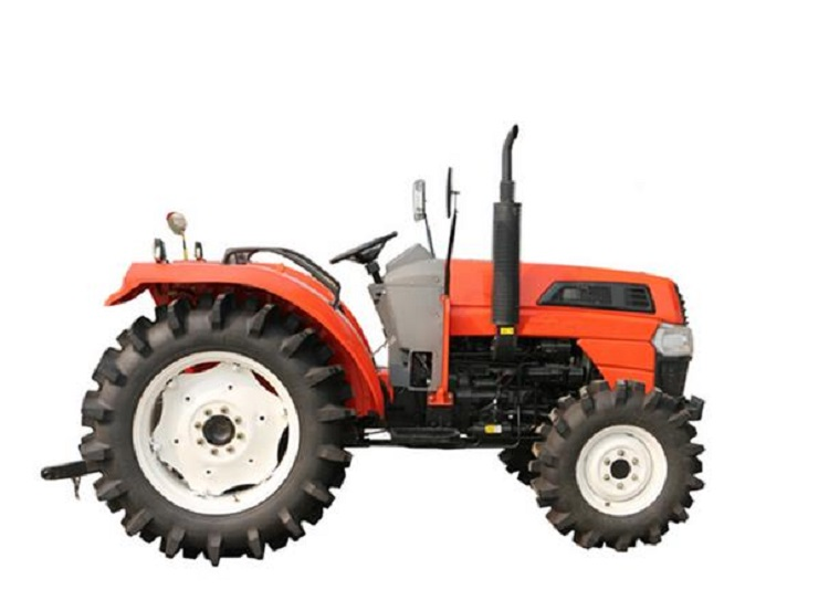 Economic Wheel Tractor Without Pilothouse Hh254