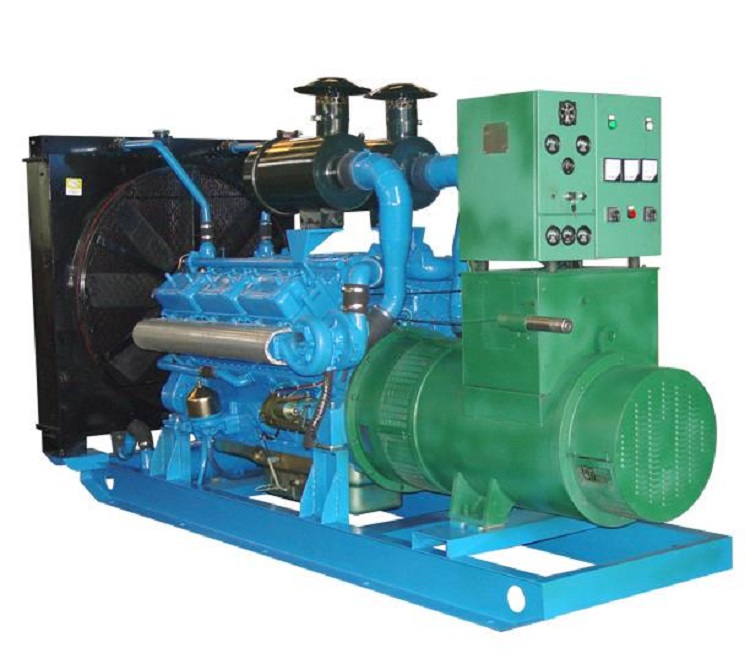 150kw Open Diesel Generator with Shanghai Engine (SP-206)