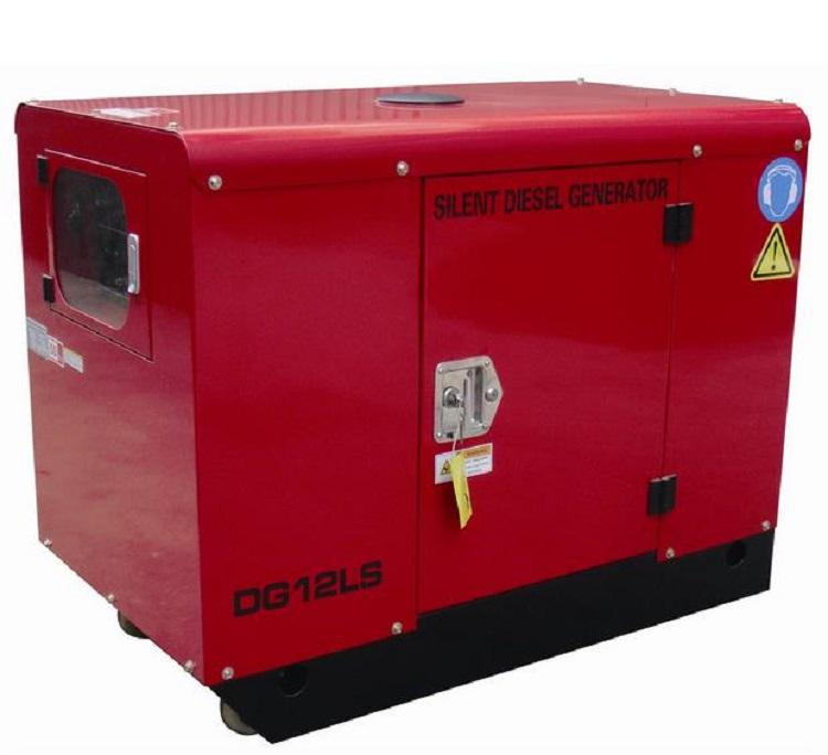 10kw (DG10LN) Big Silent Generator Set