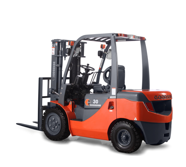 3.0t Diesel Forklift With Yanmar Engine