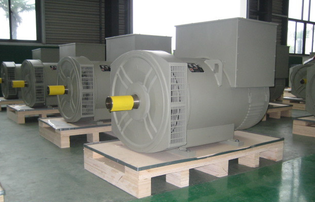 320kw (400kVA) Three Phase Brushless Self-Exciting AC Alternator
