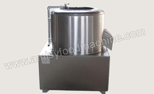Potato Washing&Peeling Machine