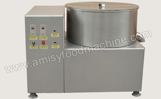 Fried Food Deoiling Machine