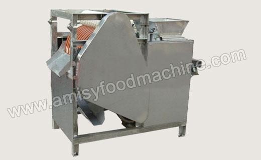 Broad Beans Slitting Machine