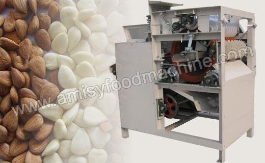 Almond/Peanut Peeling Machine