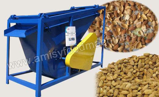Nut Shell&Kernel Separating Machine