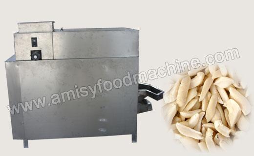 Peanut & Almond Kernel Slivering Machine