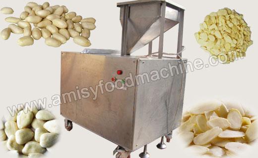 Peanut & Almond Kernel Slicing Machine