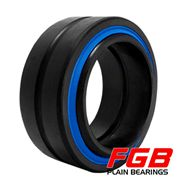 GE40ES-2RS Spherical Plain Bearing With Impact Resistance