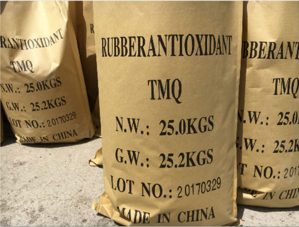 Rubber Antioxidant TMQ (RD) in tire industry 26780-96-1
