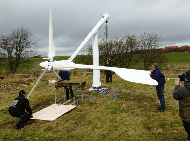 5kw Wind Generator System for Home or Farm Use