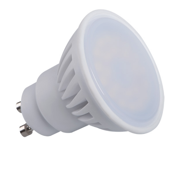 LED Plastic GU10 Bulb 220-240V (LED-MRG-009)
