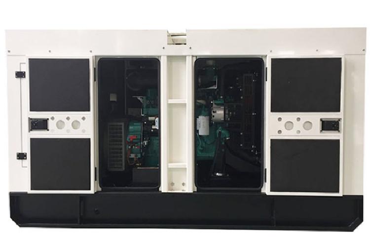 Factory Price Cummins Engine Silent Diesel Generator Set 400kVA/320kw