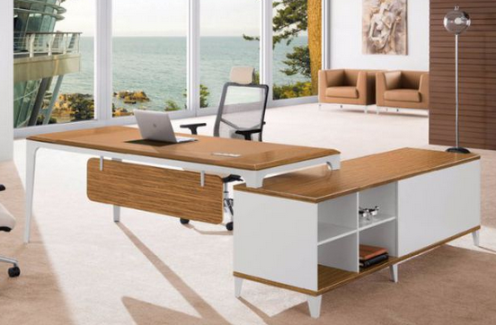 Hot Sale Office Furniture Simple Design Executive Office Table (HX-GD052)