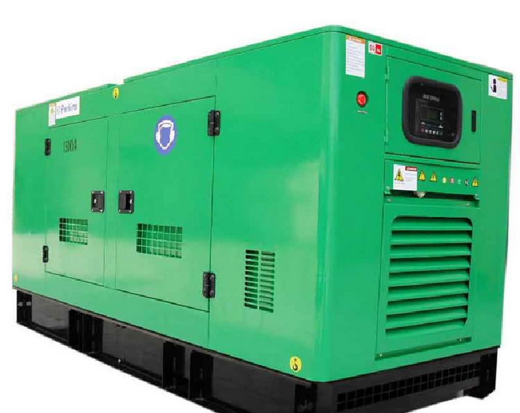 500kVA Silent Cummins Diesel Generator