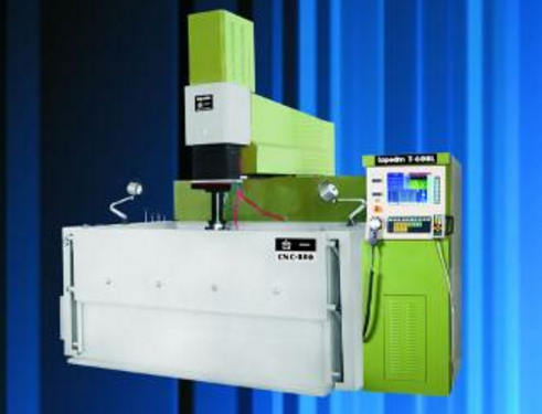CNC EDM Machine with Reliable Quality (CNC-800)