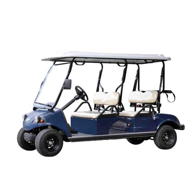 Electric Golf Car/Cart/Buggy, Sightseeing Car, Utility Vehicle (DEL3042GS, 4-Seater)- buying leads