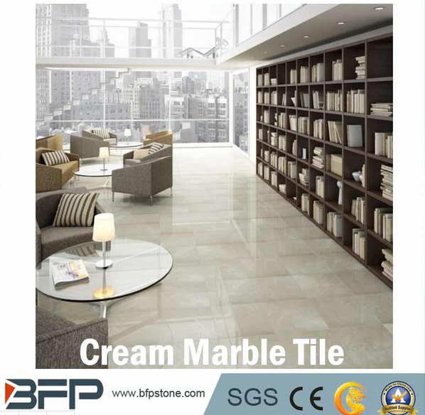 Building Material Chinese Stone Marble Floor Tile Polished & Glazed