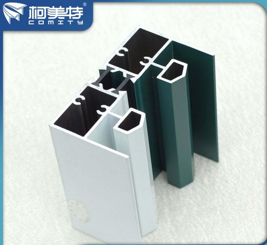 6063-T5 Powder Coating Aluminium Profile for Aluminium Window/Door