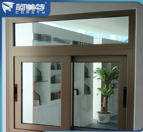 Thermal Break Sliding/Casement Screening Netting Aluminium Window