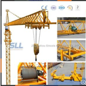 China Tower Crane/Tower Crane Price/4t Tower Crane