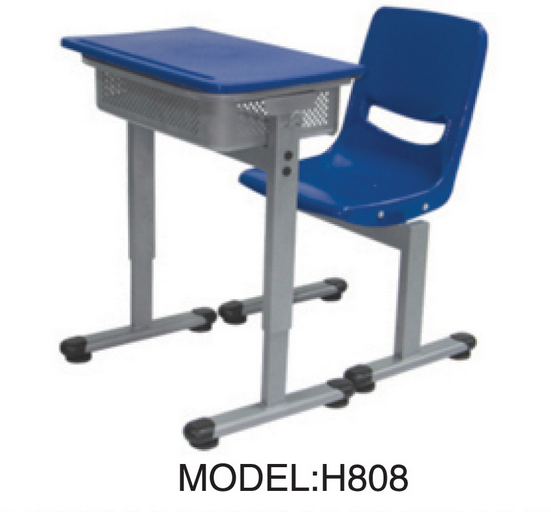 Student/School Classroom Table and Chair for Children (H808)