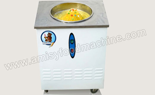 Ice Whipping Machine(Single Pan)