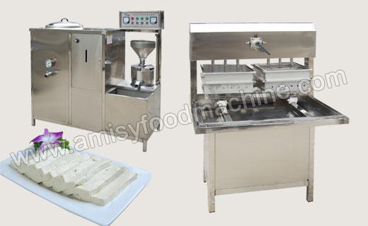 Soymilk & Tofu Machine
