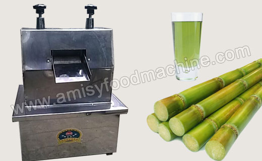 Countertop Sugarcane Juice Extractor