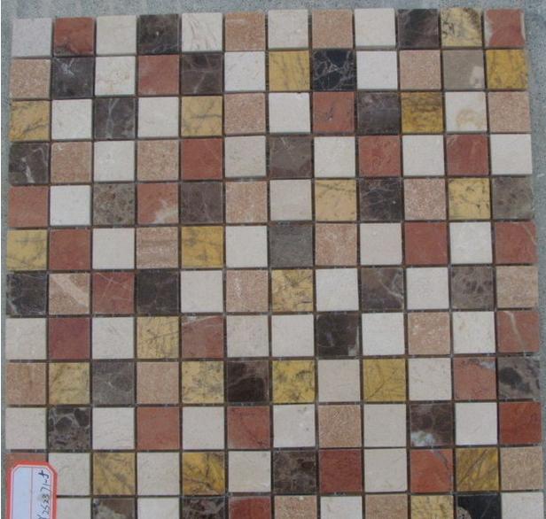 Stone Mosaic Tiling