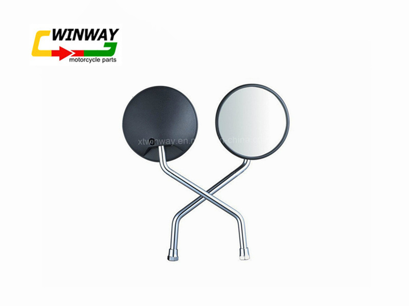 Ww-7505 Motorcycle Part Rear-View Back Rear Side Mirror for Cg125 buying leads