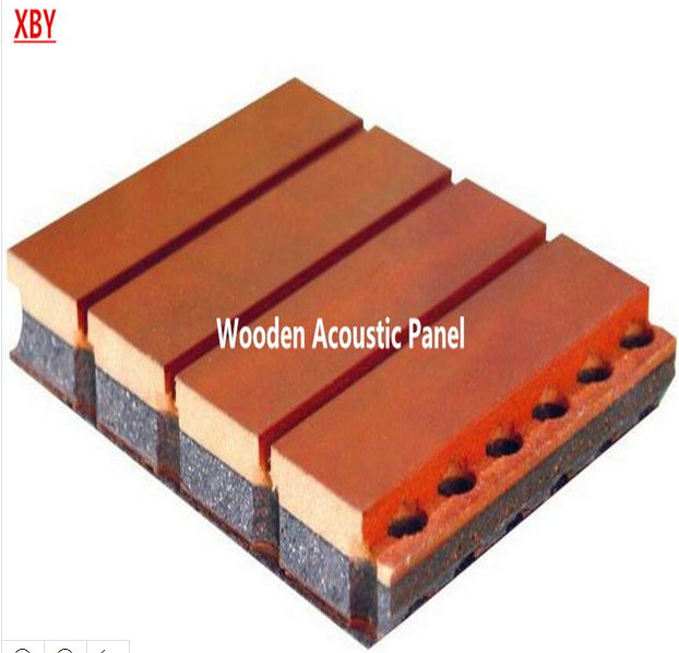 Wooden Acoustic Panel Wall Panel Ceiling Panel Decoration Panel/Wooden Acoustic Panel Color Card- buying leads