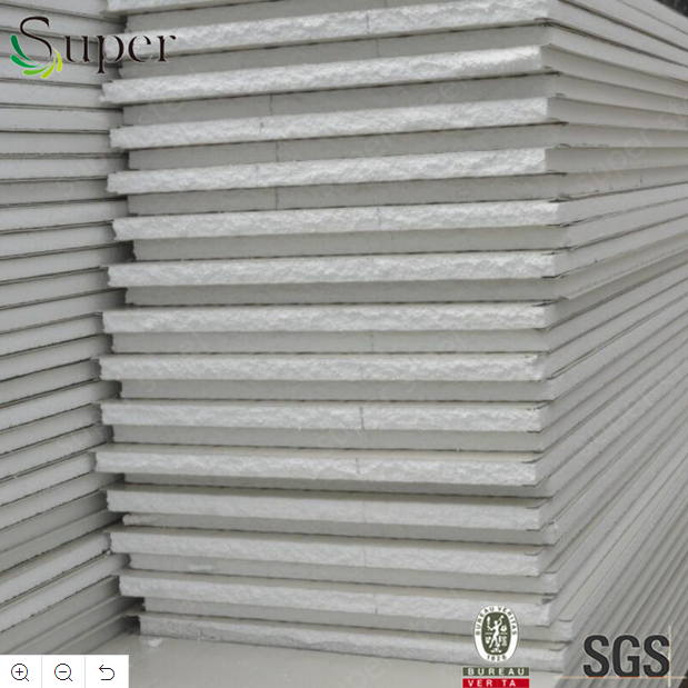 EPS Sandwich Panel Steel Structure Warehouse, Workshop