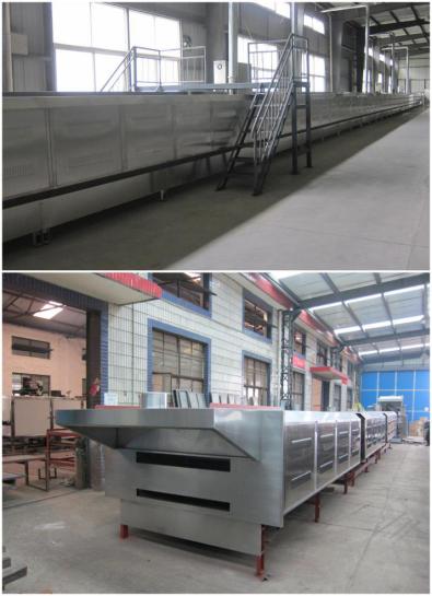 Saiheng SH-280/400/600/800/1000/1200 Beef Jerky Oven