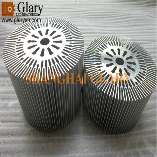 GLR-HS-091 122.8mm LED HEATSINK-5