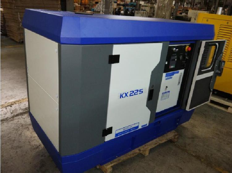 Kipor/Knox Engine Type Kipor Alternator Dse Control Diesel Generator Ks220p